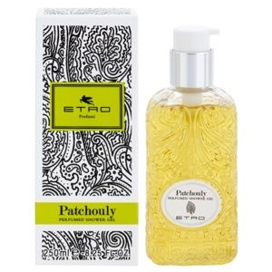 Etro Patchouly sprchový gel unisex 250 ml
