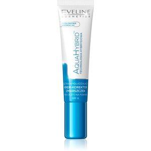 Eveline Cosmetics Aqua Hybrid oční krém pro korekci tmavých kruhů a vr