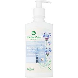 Farmona Herbal Care Cornflower zklidňující gel pro intimní hygienu pro