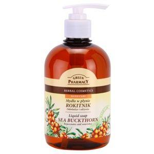 Green Pharmacy Hand Care Sea Buckthorn tekuté mýdlo