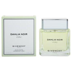 Givenchy Dahlia Noir L'Eau toaletní voda pro ženy 90 ml