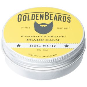 Golden Beards Big Sur balzám na vousy 60 ml
