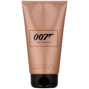 James Bond 007 James Bond 007 For Women II tělové mléko pro ženy 150 m
