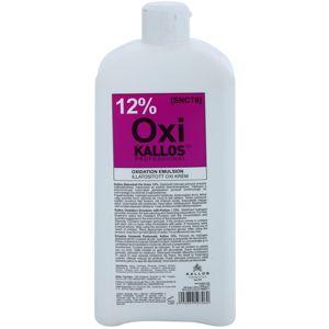 Kallos Oxi krémový peroxid 12% pro profesionální použití 1000 ml