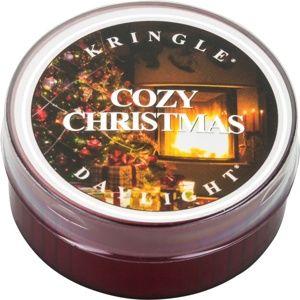 Kringle Candle Cozy Christmas čajová svíčka 35 g