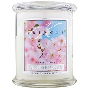 Kringle Candle Cherry Blossom vonná svíčka 411 g