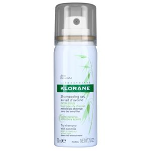 Klorane Oat Milk suchý šampon pro všechny typy vlasů 50 ml