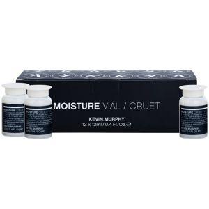 Kevin Murphy Moisture Vial regenerační péče pro suché a barvené vlasy 12 ks