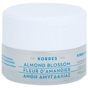 Korres Almond Blossom hydratační a vyživující krém pro suchou až velmi