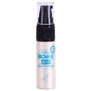 L'biotica Biovax A+E vyživující sérum proti lámavosti vlasů