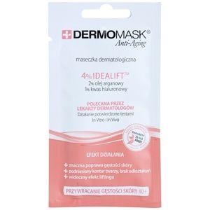 L'biotica DermoMask Anti-Aging maska pro obnovu hutnosti pleti 40+