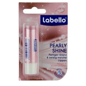 Labello Pearly Shine balzám na rty