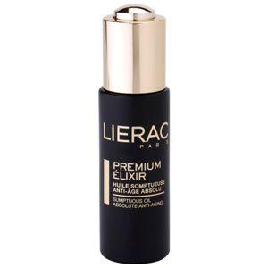 Lierac Premium elixír s luxusními pečujícími oleji proti stárnutí plet