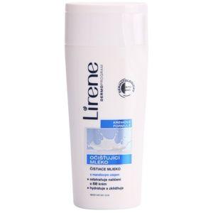Lirene Beauty Care čisticí mléko s mandlovým olejem