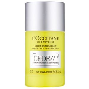 L'Occitane Cedrat deodorant roll-on pro muže 75 g deodorant roll-on be