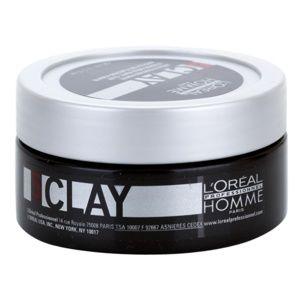 L'Oréal Professionnel Homme 5 Force Clay modelovací hlína silné zpevně