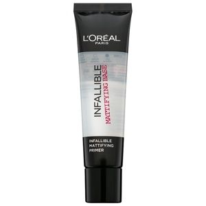 L'Oréal Paris Infallible zmatňující báze pod make-up