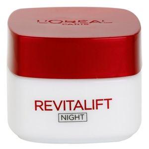 L'Oréal Paris Revitalift noční zpevňující a protivráskový krém pro vše