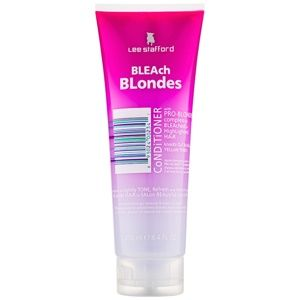 Lee Stafford Bleach Blondes kondicionér pro blond vlasy