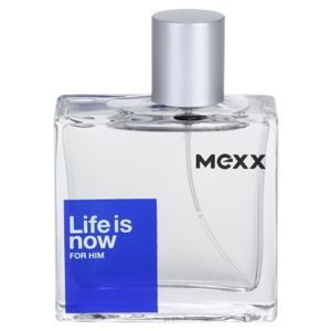 Mexx Life is Now for Him toaletní voda pro muže 50 ml