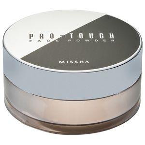 Missha Pro-Touch transparentní pudr SPF 15