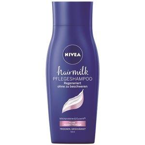 Nivea Hairmilk pečující šampon pro jemné vlasy