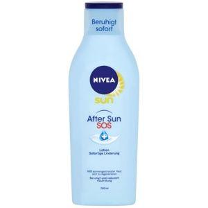 Nivea Sun SOS zklidňující mléko po opalování