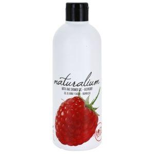 Naturalium Fruit Pleasure Raspberry vyživující sprchový gel