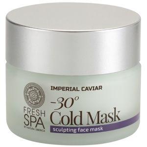 Natura Siberica Fresh Spa Imperial Caviar tvarující pleťová maska prot