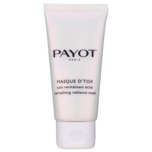 Payot Les Démaquillantes revitalizační a rozjasňující pleťová maska