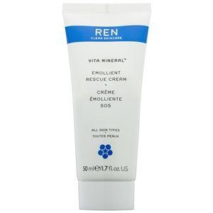 REN Vita Mineral intenzivně hydratační a zvláčňující krém