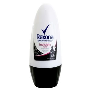 Rexona Invisible Pure antiperspirant roll-on 50 ml