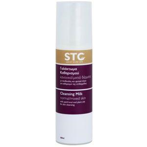 STC Face čisticí mléko pro normální až smíšenou pleť