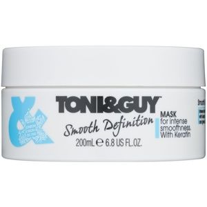 TONI&GUY Smooth Definition uhlazující maska s keratinem