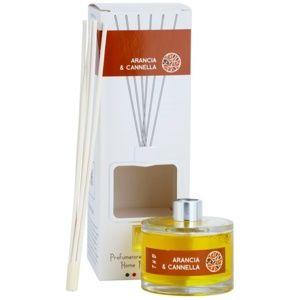 THD Platinum Collection Arancia & Cannella aroma difuzér s náplní 100