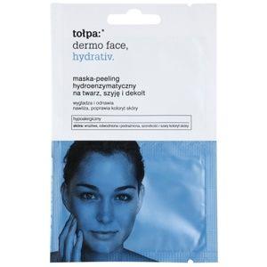Tołpa Dermo Face Hydrativ enzymatická peelingová maska s hydratačním účinkem 2 x 6 ml