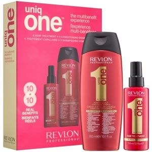 Uniq One All In One Hair Treatment kosmetická sada III.