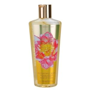 Victoria's Secret Secret Escape Sheer Freesia & Guava Flowers sprchový