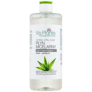 Vis Plantis Herbal Vital Care Aloe Juice & Panthenol micelární voda 3
