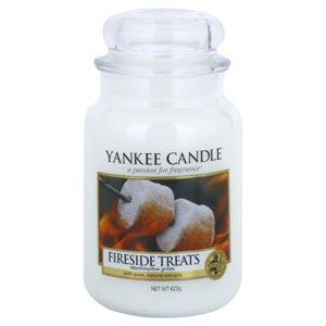 Yankee Candle Fireside Treats vonná svíčka 623 g Classic velká