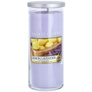 Yankee Candle Lemon Lavender vonná svíčka 566 g Décor velká